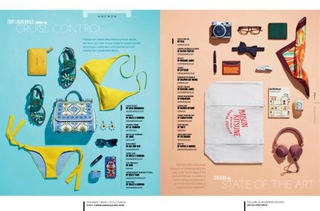 Selected Copywriter Portfolio Conrad Magazine