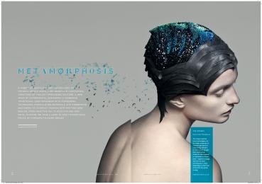 fashion copywriter portfolio for Quintessentially Magazine